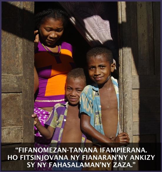 Lancement du projet pilote Vatsin'Ankohonana – Betafo