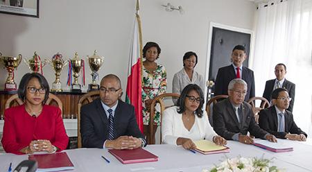 Covention Fid - Ministère de la protection sociale