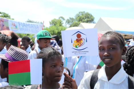 Vatsin'Ankohonana : 1500 ménages de Mahavelona en bénéficient