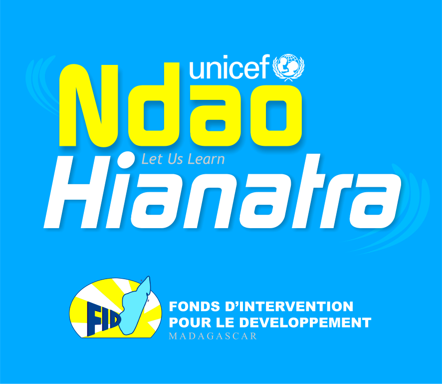 « Ndao Hianatra » pour terminer le niveau secondaire.