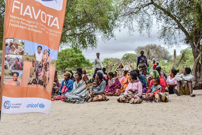 Projet Fiavota : Amélioration de la qualité de vie de 57.000 ménages.