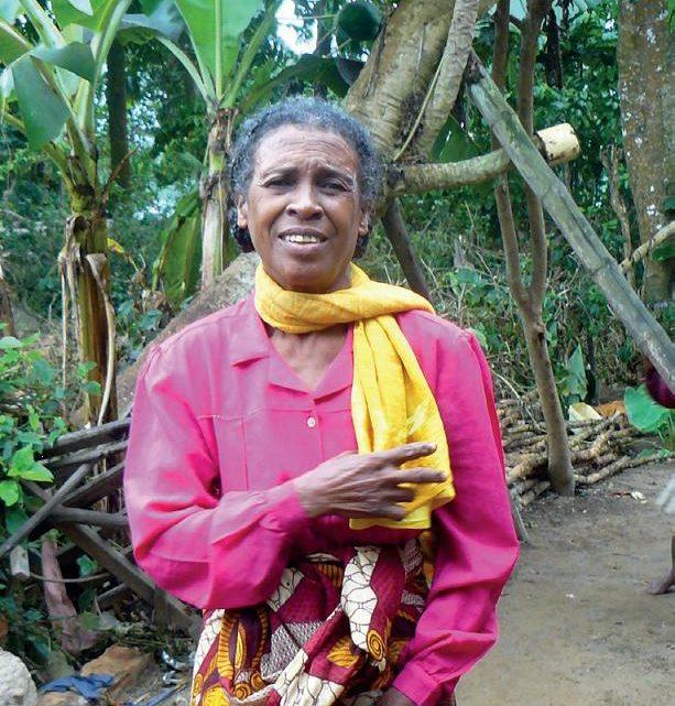 Mazavasoa Christine; une famille à la rencontre du bonheur