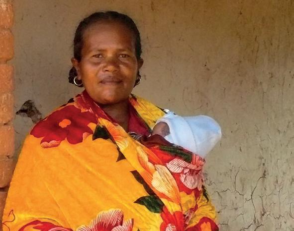 Vatsin'Ankohonana, une issue à la spirale de la pauvreté des bénéficiaires
