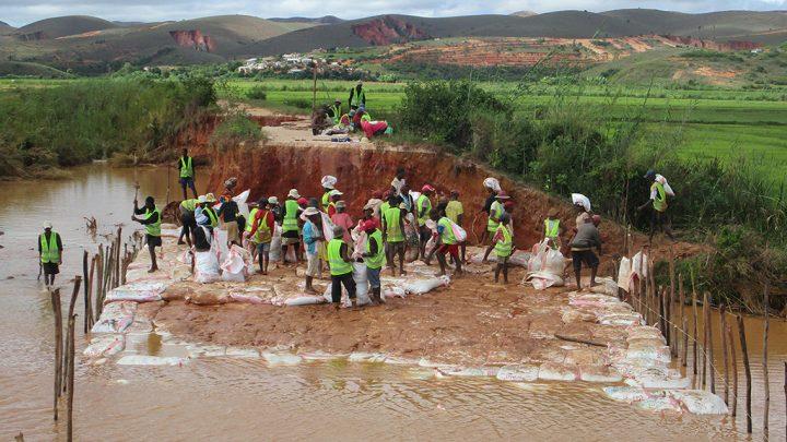 Catastrophes naturelles, des réponses immédiates pour près de 36.000 ménages