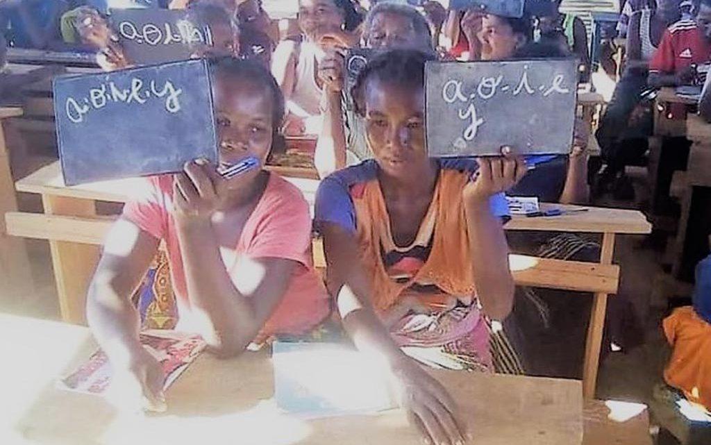 L'alphabétisation: un moteur de développement durable