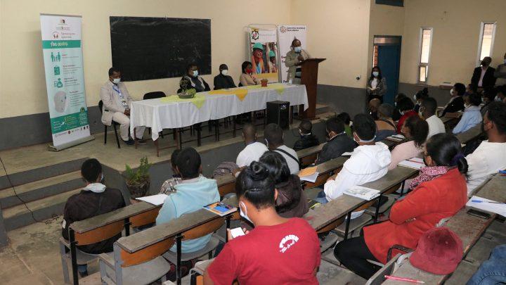 Formation des 180 formateurs et chefs de chantier pour le programme Argent contre travail sous le système HIMO